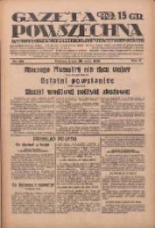 Gazeta Powszechna: wychodzi codziennie z czterema dodatkami tygodniowemi 1929.05.29 R.10 Nr122