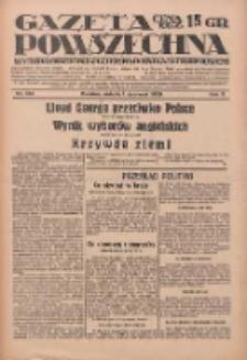 Gazeta Powszechna: wychodzi codziennie z czterema dodatkami tygodniowemi 1929.06.01 R.10 Nr124