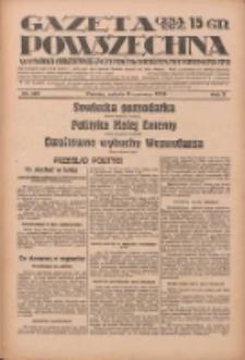 Gazeta Powszechna: wychodzi codziennie z czterema dodatkami tygodniowemi 1929.06.08 R.10 Nr130