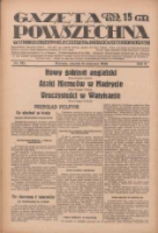Gazeta Powszechna: wychodzi codziennie z czterema dodatkami tygodniowemi 1929.06.11 R.10 Nr132