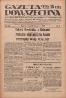 Gazeta Powszechna: wychodzi codziennie z czterema dodatkami tygodniowemi 1929.06.13 R.10 Nr134