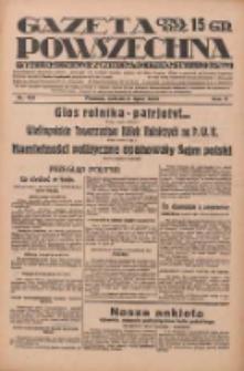 Gazeta Powszechna: wychodzi codziennie z czterema dodatkami tygodniowemi 1929.07.06 R.10 Nr153