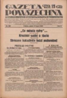 Gazeta Powszechna: wychodzi codziennie z czterema dodatkami tygodniowemi 1929.07.12 R.10 Nr158