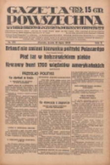 Gazeta Powszechna: wychodzi codziennie z czterema dodatkami tygodniowemi 1929.07.31 R.10 Nr174