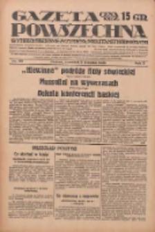 Gazeta Powszechna: wychodzi codziennie z czterema dodatkami tygodniowemi 1929.08.08 R.10 Nr181