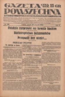 Gazeta Powszechna: wychodzi codziennie z czterema dodatkami tygodniowemi 1929.08.23 R.10 Nr193
