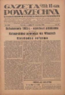 Gazeta Powszechna: wychodzi codziennie z czterema dodatkami tygodniowemi 1929.09.29 R.10 Nr225