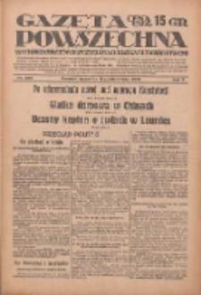 Gazeta Powszechna: wychodzi codziennie z czterema dodatkami tygodniowemi 1929.10.03 R.10 Nr228