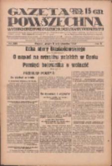 Gazeta Powszechna: wychodzi codziennie z czterema dodatkami tygodniowemi 1929.10.11 R.10 Nr235