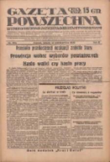 Gazeta Powszechna: wychodzi codziennie z czterema dodatkami tygodniowemi 1929.10.12 R.10 Nr236
