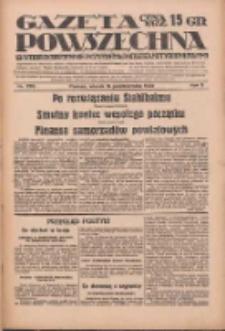 Gazeta Powszechna: wychodzi codziennie z czterema dodatkami tygodniowemi 1929.10.15 R.10 Nr238