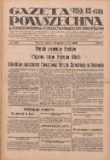 Gazeta Powszechna: wychodzi codziennie z czterema dodatkami tygodniowemi 1929.10.22 R.10 Nr244