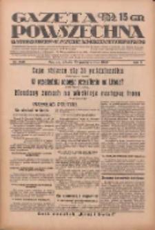 Gazeta Powszechna: wychodzi codziennie z czterema dodatkami tygodniowemi 1929.10.26 R.10 Nr248