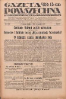 Gazeta Powszechna: wychodzi codziennie z czterema dodatkami tygodniowemi 1929.11.10 R.10 Nr260