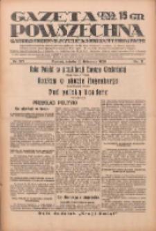 Gazeta Powszechna: wychodzi codziennie z czterema dodatkami tygodniowemi 1929.11.23 R.10 Nr271
