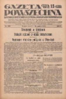 Gazeta Powszechna: wychodzi codziennie z czterema dodatkami tygodniowemi 1929.12.19 R.10 Nr293