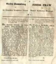Gesetz-Sammlung für die Königlichen Preussischen Staaten. 1850.02.15 No4