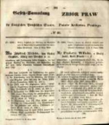 Gesetz-Sammlung für die Königlichen Preussischen Staaten. 1850.03.13 No10