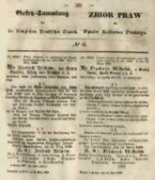 Gesetz-Sammlung für die Königlichen Preussischen Staaten. 1850.03.23 No15