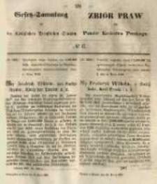 Gesetz-Sammlung für die Königlichen Preussischen Staaten. 1850.03.24 No17
