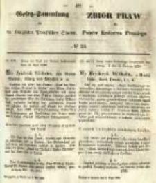 Gesetz-Sammlung für die Königlichen Preussischen Staaten. 1850.05.08 No23