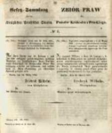 Gesetz-Sammlung für die Königlichen Preussischen Staaten. 1851.04.11 No6