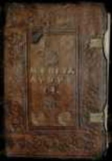 Propugnaculu[m] Ecclesiae: adversus varias Sectas huius tempestatis: per Valentinum Posnanitanum: ex variis Sacrae scripture locis: Doctoribusque brevibus collectum