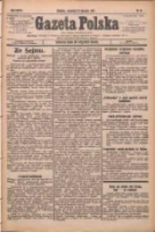 Gazeta Polska: codzienne pismo polsko-katolickie dla wszystkich stanów 1932.01.21 R.36 Nr16