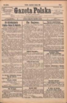 Gazeta Polska: codzienne pismo polsko-katolickie dla wszystkich stanów 1932.02.11 R.36 Nr33