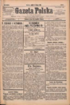 Gazeta Polska: codzienne pismo polsko-katolickie dla wszystkich stanów 1932.02.12 R.36 Nr34