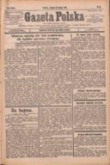 Gazeta Polska: codzienne pismo polsko-katolickie dla wszystkich stanów 1932.02.23 R.36 Nr43
