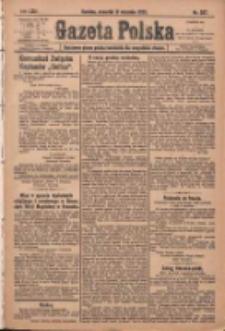 Gazeta Polska: codzienne pismo polsko-katolickie dla wszystkich stanów 1920.09.09 R.24 Nr207