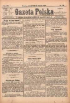 Gazeta Polska: codzienne pismo polsko-katolickie dla wszystkich stanów 1920.09.13 R.24 Nr210