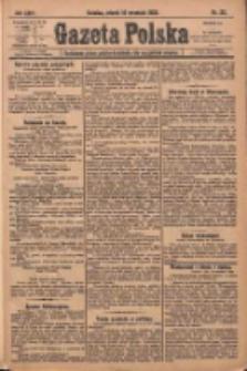 Gazeta Polska: codzienne pismo polsko-katolickie dla wszystkich stanów 1920.09.14 R.24 Nr211