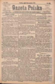 Gazeta Polska: codzienne pismo polsko-katolickie dla wszystkich stanów 1920.09.24 R.24 Nr220
