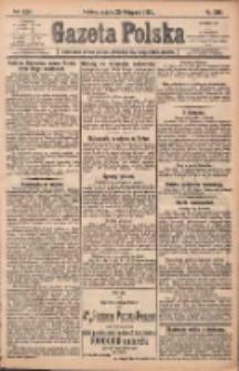Gazeta Polska: codzienne pismo polsko-katolickie dla wszystkich stanów 1920.11.20 R.24 Nr268