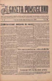 Gazeta Powszechna 1934.01.10 R.16 Nr6