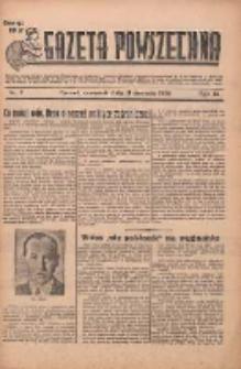 Gazeta Powszechna 1934.01.11 R.16 Nr7