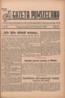 Gazeta Powszechna 1934.01.25 R.16 Nr19