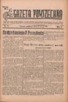Gazeta Powszechna 1934.02.01 R.16 Nr25