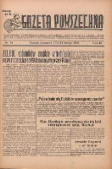 Gazeta Powszechna 1934.02.22 R.16 Nr42