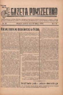 Gazeta Powszechna 1934.02.23 R.16 Nr43