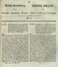 Gesetz-Sammlung für die Königlichen Preussischen Staaten. 1845 No12