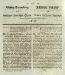 Gesetz-Sammlung für die Königlichen Preussischen Staaten. 1845 No13