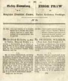 Gesetz-Sammlung für die Königlichen Preussischen Staaten. 1845 No22