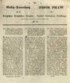 Gesetz-Sammlung für die Königlichen Preussischen Staaten. 1845 No34