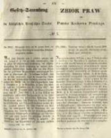 Gesetz-Sammlung für die Königlichen Preussischen Staaten. 1849.02.15 No7