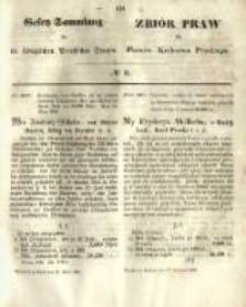 Gesetz-Sammlung für die Königlichen Preussischen Staaten. 1849.04.17 No11