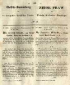 Gesetz-Sammlung für die Königlichen Preussischen Staaten. 1849.05.11 No15