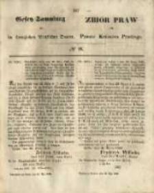 Gesetz-Sammlung für die Königlichen Preussischen Staaten. 1849.05.18 No16